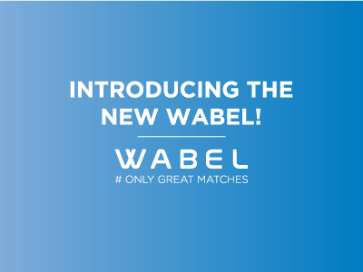 Wabel has a brand new look!