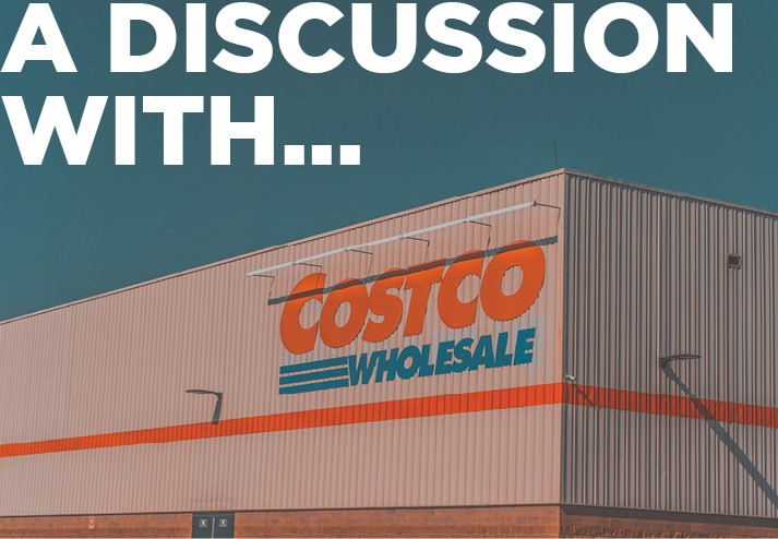 A discussion with Costco France