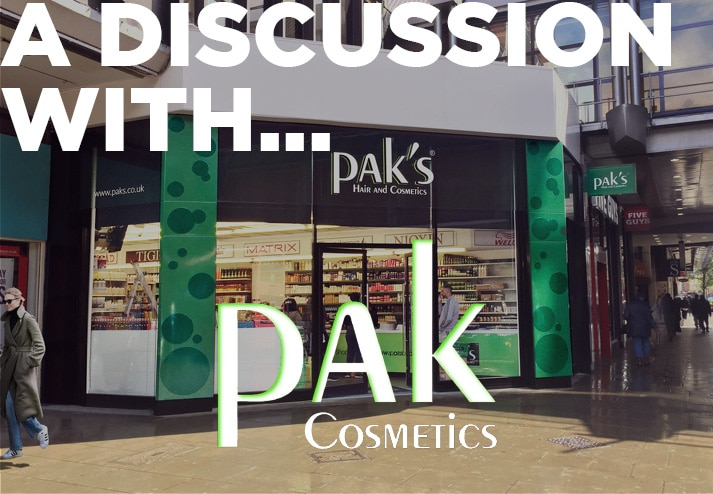 A discussion with PAK Cosmetics