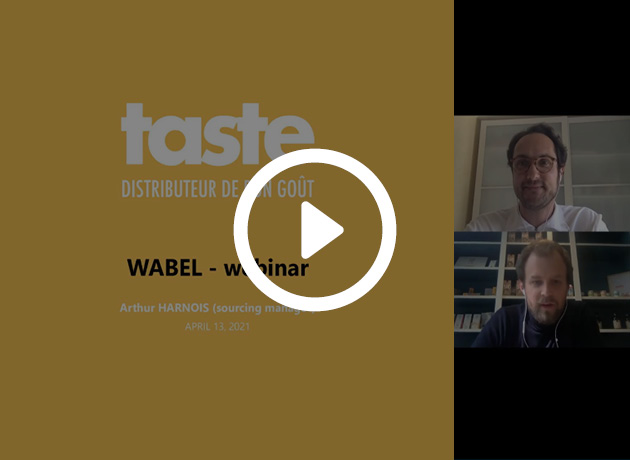Live Purchasing Group Presentation with TASTE DISTRIBUTION – Food