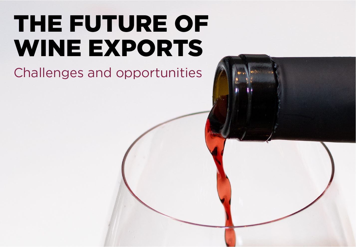 What are Covid and politics telling us about the future of wine exports?