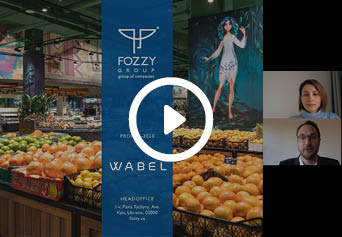 Live Purchasing Group Presentation with Fozzy Group – Food & Drinks